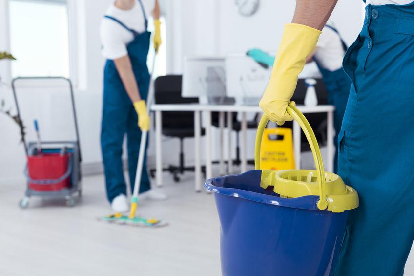 limpieza exhaustiva de oficinas