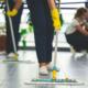 Limpieza de pisos y suelos